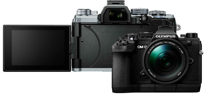 Olympus OM-D E-M5 Mark III дизайн
