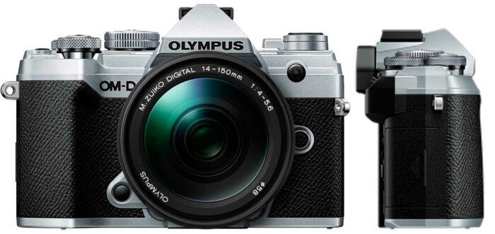 Olympus OM-D E-M5 Mark III обзор