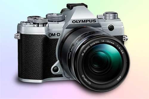 Olympus OM-D E-M5 Mark III - беззеркальный фотоаппарат