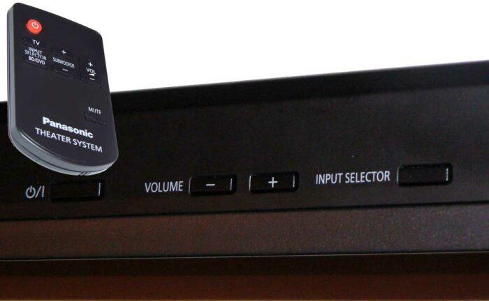 Panasonic SC-HTB520 дизайн