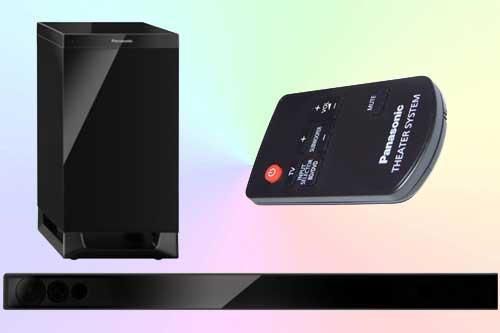 Panasonic SC-HTB520 - бюджетная звуковая панель