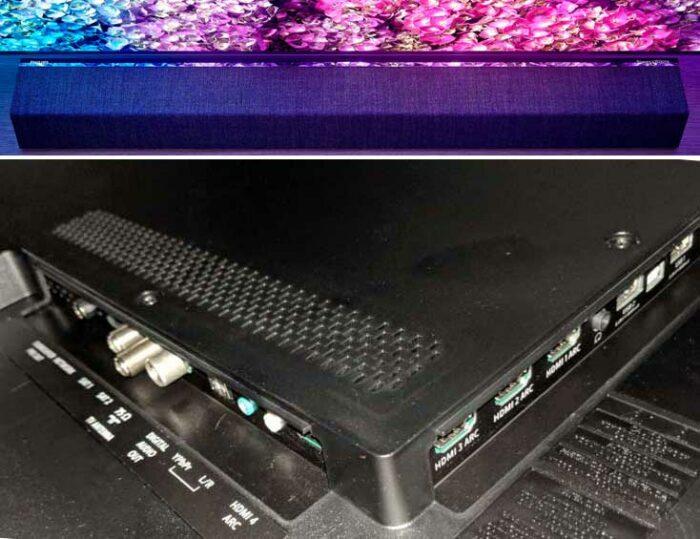 Philips 55OLED934 интерфейсы