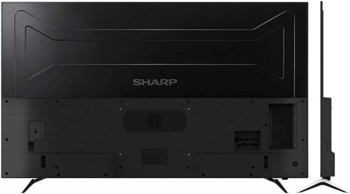 Sharp LC-60UI9362E дизайн