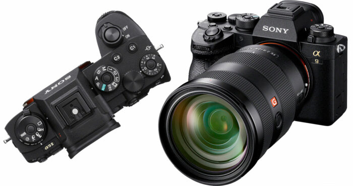 Sony Alpha ILCE-9M2 - обзор
