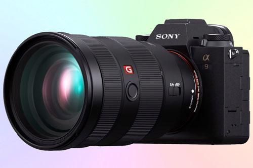 Sony Alpha ILCE-9M2 - флагманский беззеркальный фотоаппарат