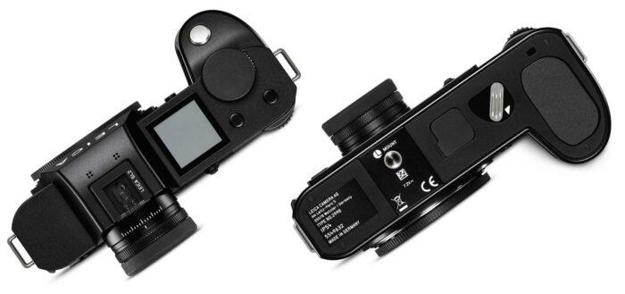 Leica SL2 видеосъемка