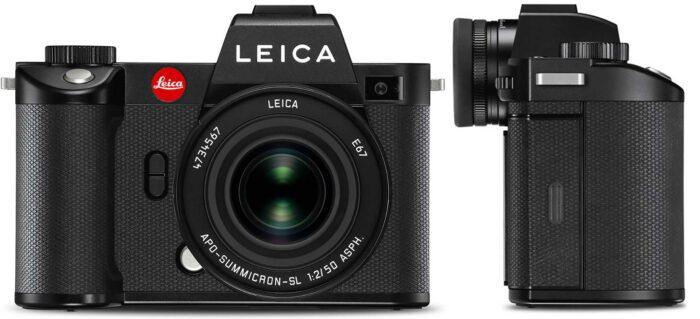 Leica SL2 обзор