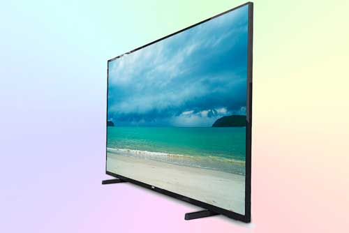 Philips 50PUS6504 4K TV без Ambilight