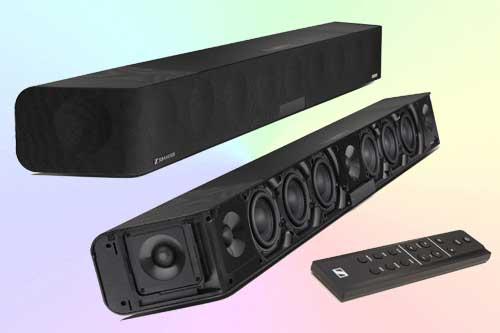 Sennheiser Ambeo - звуковая панель со встроенным сабвуфером