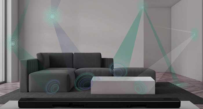Калибровка AI комнаты