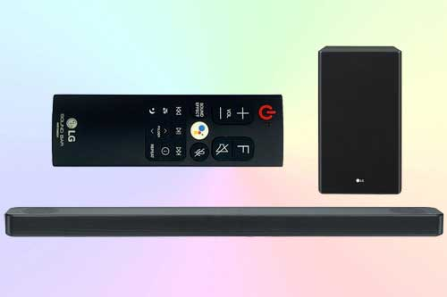 LG SL8YG - саундбар с поддержкой Dolby Atmos