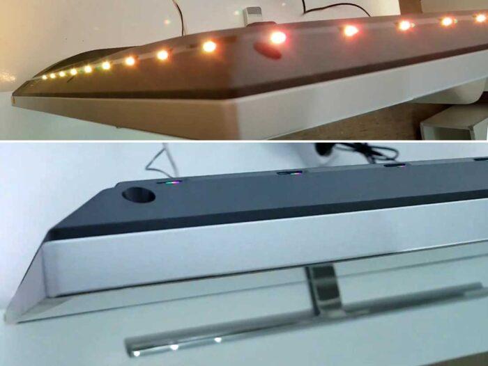 Philips 43PUS6804 дизайн