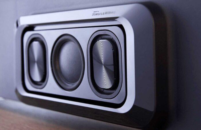 Philips 50PUS8804 качество звука