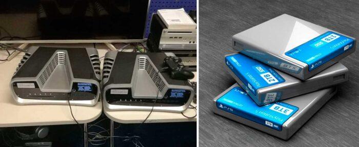 Playstation 5 или Xbox Series X жесткий диск и память