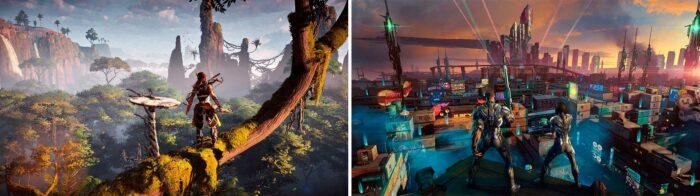 Playstation 5 или Xbox Series X качество картинки