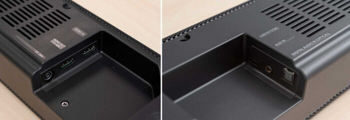 Samsung HW-Q60R интерфейсы