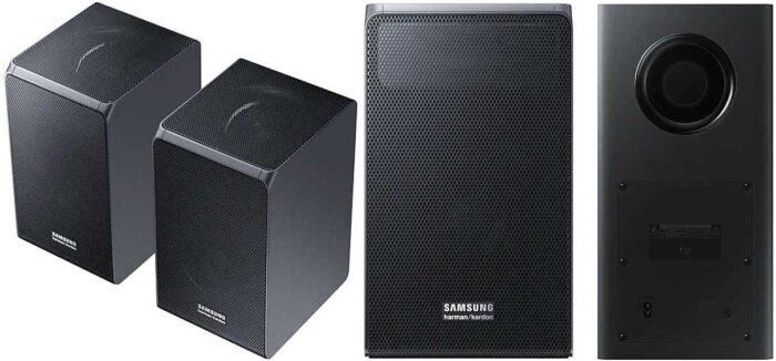 Samsung HW-Q80R сабвуфер