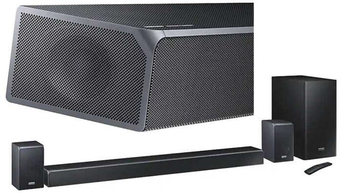 Samsung HW-Q90R обзор