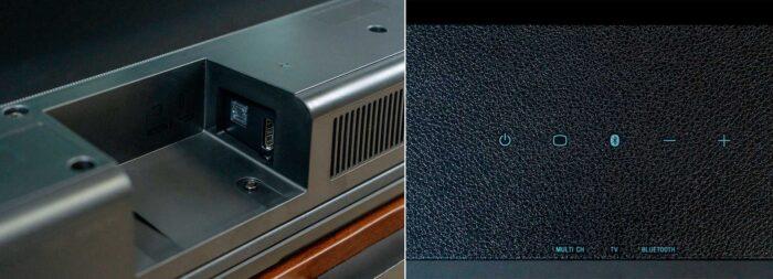 Sony HT-S350 интерфейсы