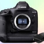 Canon EOS-1D X Mark III — фотоаппарат 5.5К