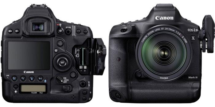Canon EOS-1D X Mark III обзор
