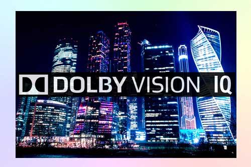Dolby Vision IQ - умный формат HDR
