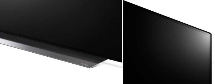 LG OLED65CX дизайн