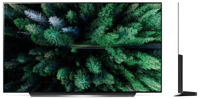 LG OLED65CX обзор