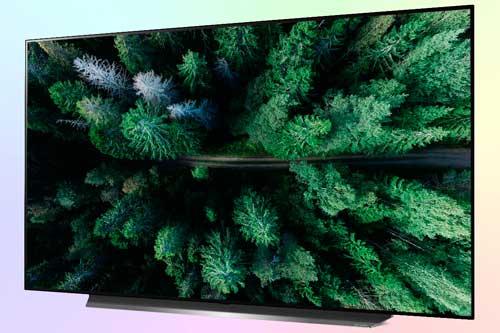 LG OLED65CX 4K HDR TV из линейки OLED 2020 года