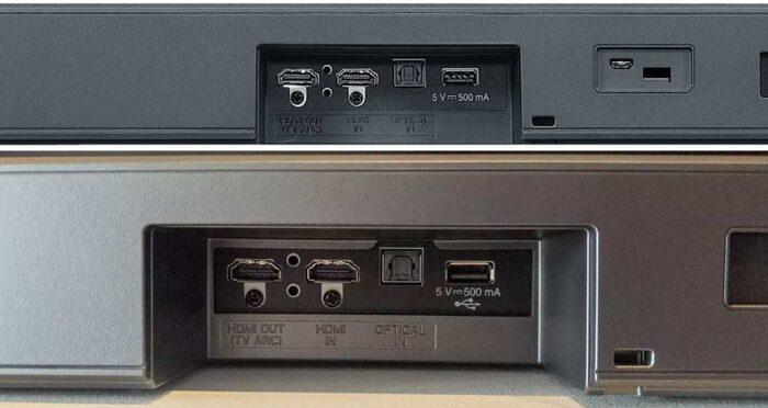 LG SL10Y интерфейсы
