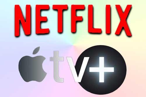 Netflix или Apple TV Plus - что лучше