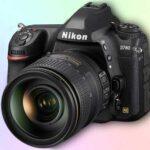 Nikon D780 зеркальный фотоаппарат с 4К видео