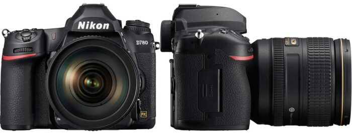 Nikon D780 обзор