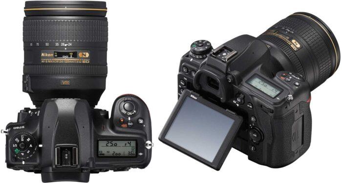 Nikon D780 дизайн