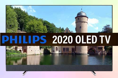 Philips OLED TV 2020