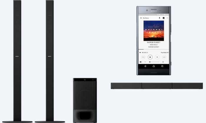 Sony HT-S700RF обзор