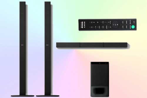 Sony HT-S700RF - оригинальный саундбар 5.1