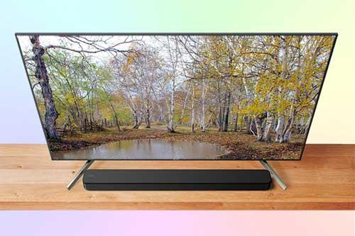 Sony HT-SF150 - простой двухканальный саундбар
