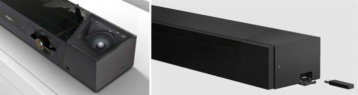 Sony HT-ST5000 управление