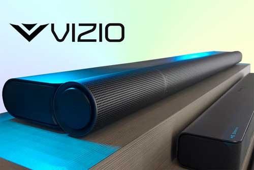 Модельный ряд саундбаров Vizio 2020 года