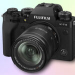Fujifilm X-T4 беззеркальный фотоаппарат со стабилизацией