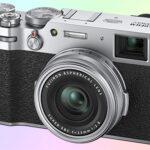Fujifilm X100V — фотоаппарат компакт премиум с видео 4К
