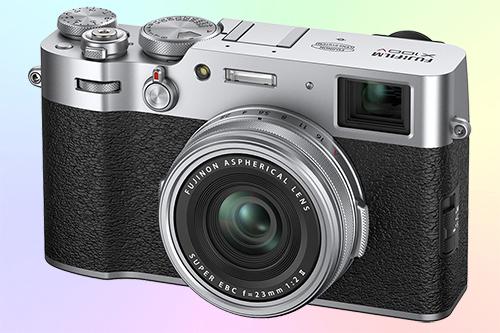 Fujifilm X100V Фотокамера компакт премиум с видео 4К