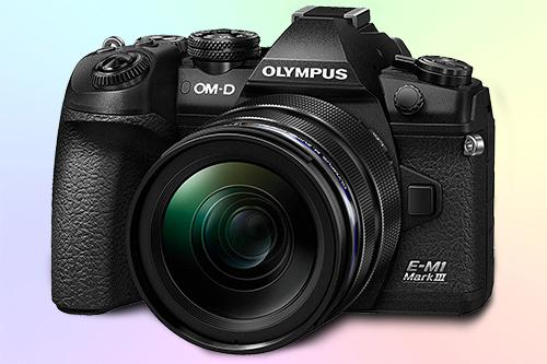Olympus OM-D E-M1 Mark III Профессиональный фотоаппарат с видео 4К