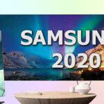 Модельный ряд Samsung 2020 года