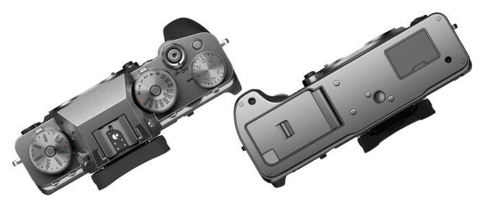 Fujifilm X-T4 - верх