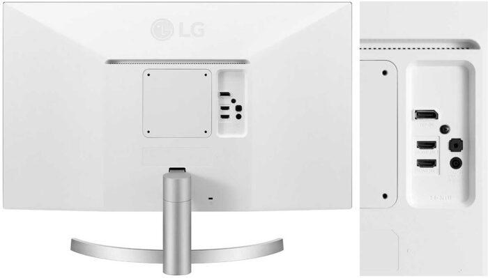 LG 32UL500-W интерфейсы