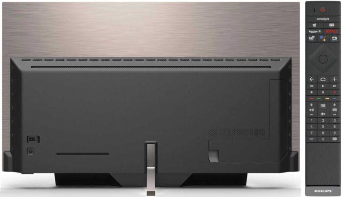 Philips 55OLED855 дизайн
