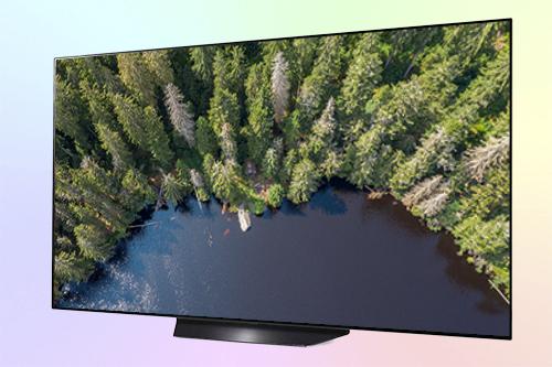LG OLED65BX доступный 4К телевизор с Dolby Vision IQ