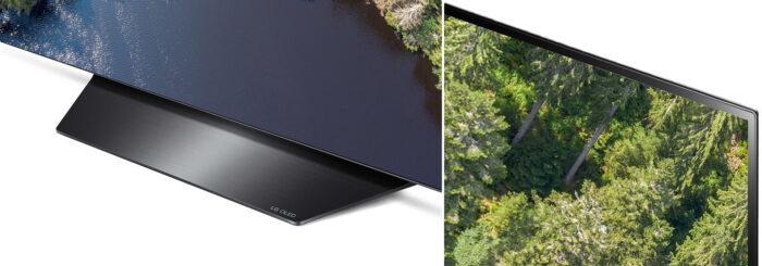 LG OLED65BX - дизайн